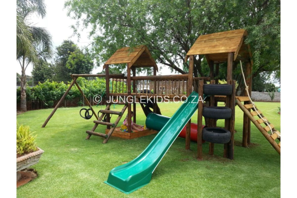 No 1 Jungle Gym Jungle Kids