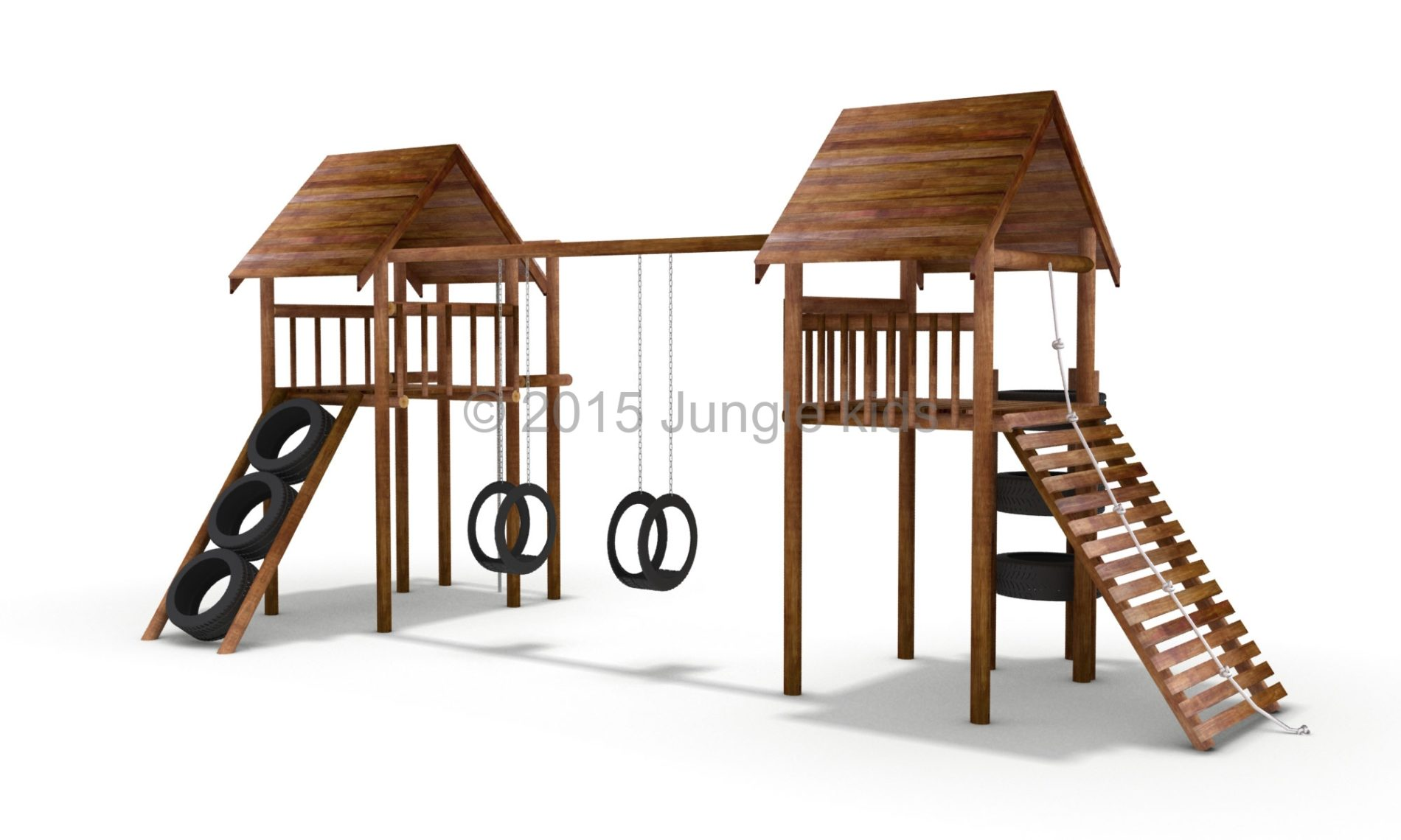 No 2 Jungle Gym Jungle Kids